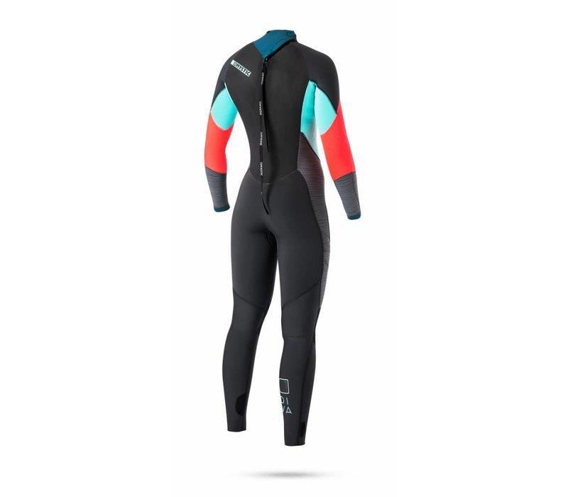 Mystic 2017 Diva backzip 5/3 women wetsuit
