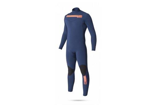 Mystic Mystic 2016 Majestic frontzip 3/2 wetsuit