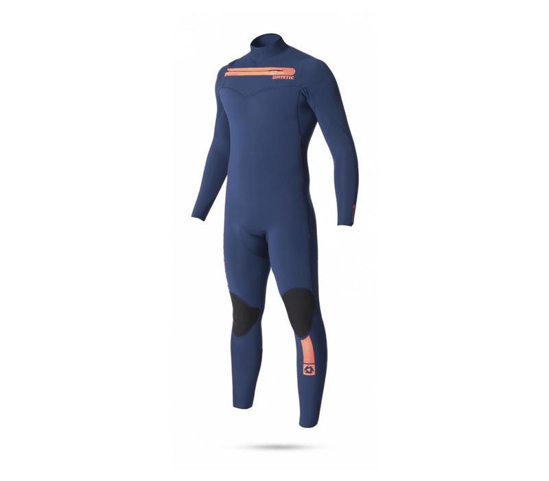 Mystic 2016 Majestic frontzip 3/2 wetsuit