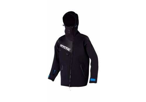 Mystic Mystic 2017 Coast Jacket Black