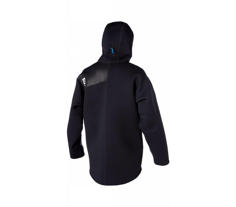 Mystic 2017 Coast Jacket Black