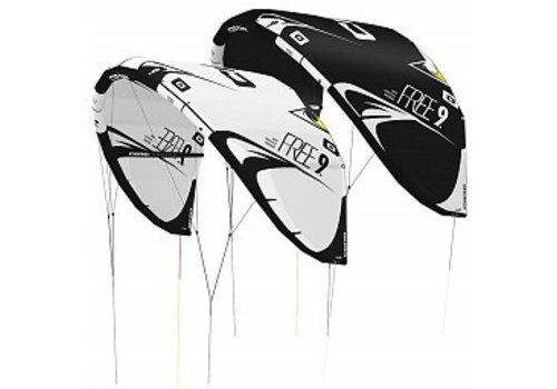 Core Core Free Kite White 10m (Demo)