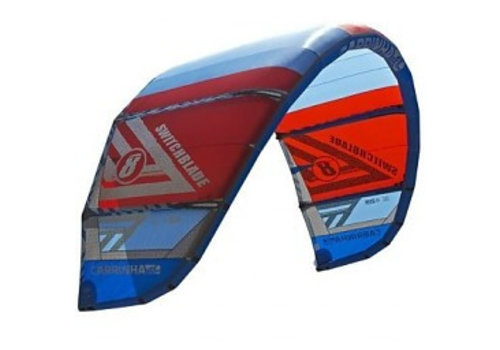 Cabrinha Cabrinha Switchblade 2017 Red/Blue 7m2 Kite (Demo)