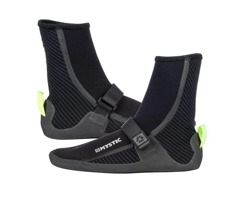 2018 Mystic Gust 3mm. Split Toe Boot