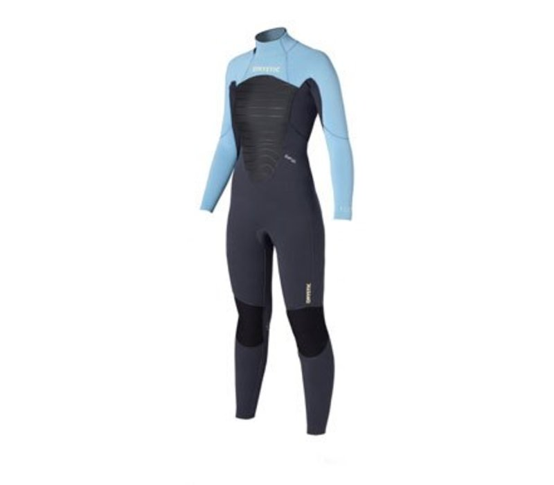 Mystic 2015 Star 5.4 mm. Blue Women Wetsuit L