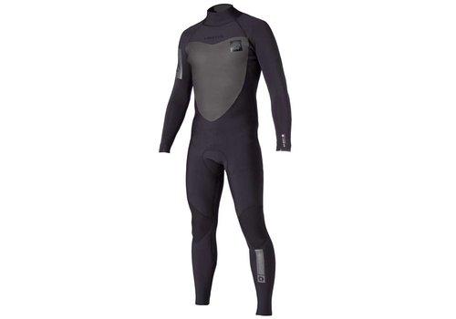 Mystic Mystic 2015 Majestic backzip 5/3 wetsuit Black