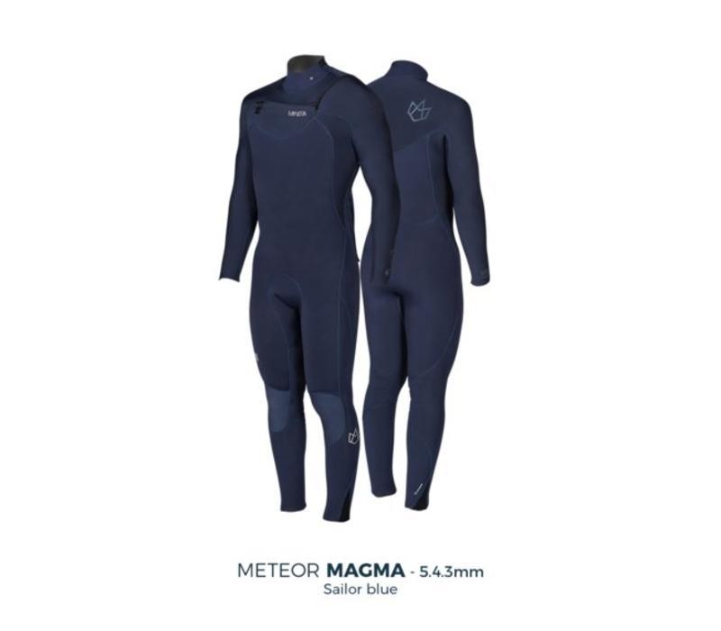 Manera 2018 Meteor Magma  5.4.3 mm. Sailor Blue