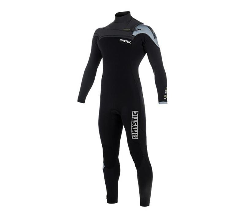 Mystic Majestic 5/3 Frontzip wetsuit 2018