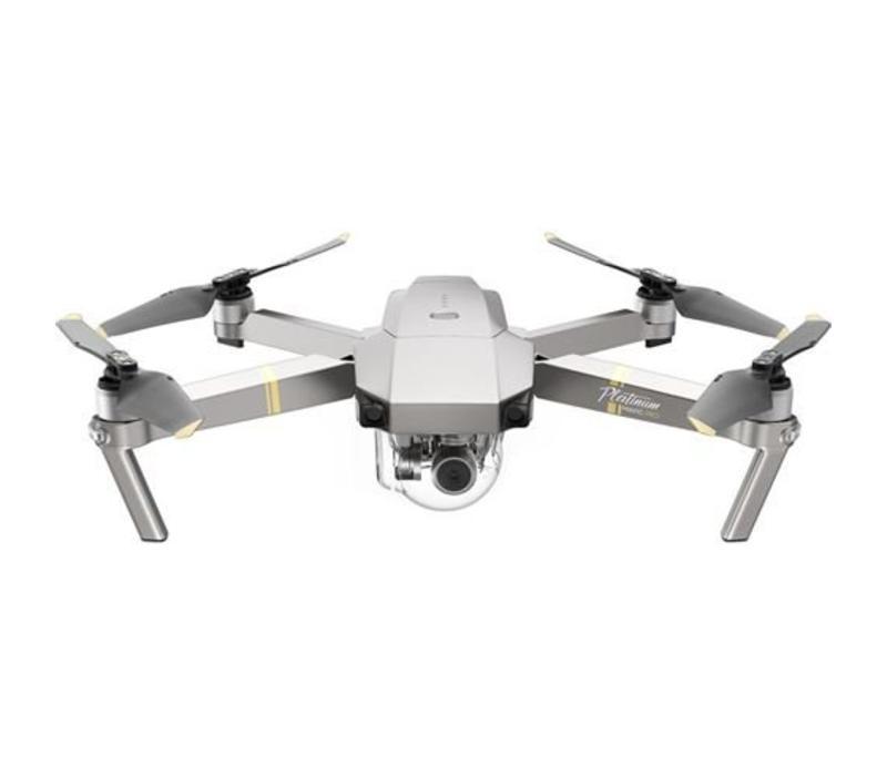 DJI Mavic Pro Platinum Aerial Drone