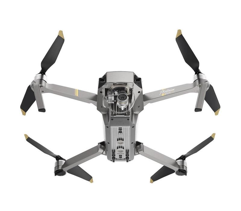 DJI Mavic Pro Platinum drone Fly More combo