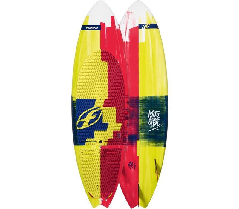 F-One 2018 MITU Foil Convertible Surfboard