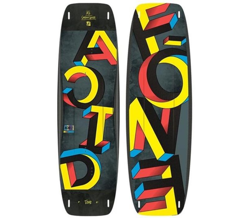 Acid HRD Carbon 2017 kiteboard 133x42