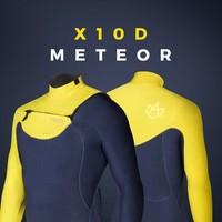 Manera X10D Meteor 5-4-3mm
