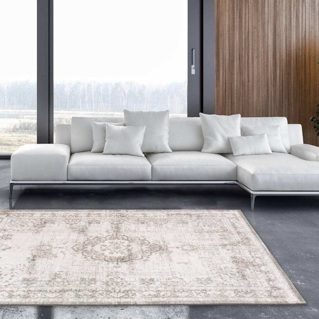 vloerkleed the fading world salt pepper 8383 de. Black Bedroom Furniture Sets. Home Design Ideas