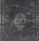 Louis de Poortere Vloerkleed The Fading world Mineral Black 8263