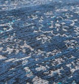 Louis de Poortere Vloerkleed The Fading world Blue night 8254