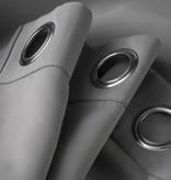 Lifa Living Luxe Verduisterende Gordijnen - Zilver grijs