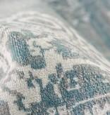 Vintage vloerkleed - Classic grijs/blauw