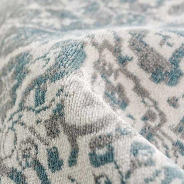 Vintage vloerkleed classic grijs/blauw
