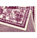 Zala living Vloerkleed Bastille Vintage Violet