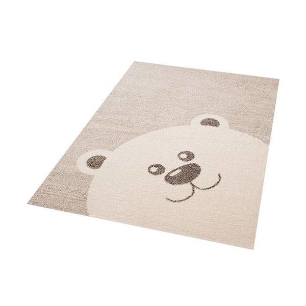 Kinder vloerkleed Ella - ijsbeer
