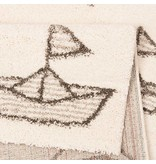 Kinder vloerkleed Ella - bootjes