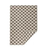 Bougari Vloerkleed Twin Cubes - Bruin/Creme