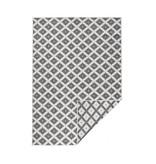 Vloerkleed Twin Cubes - Grijs/Creme