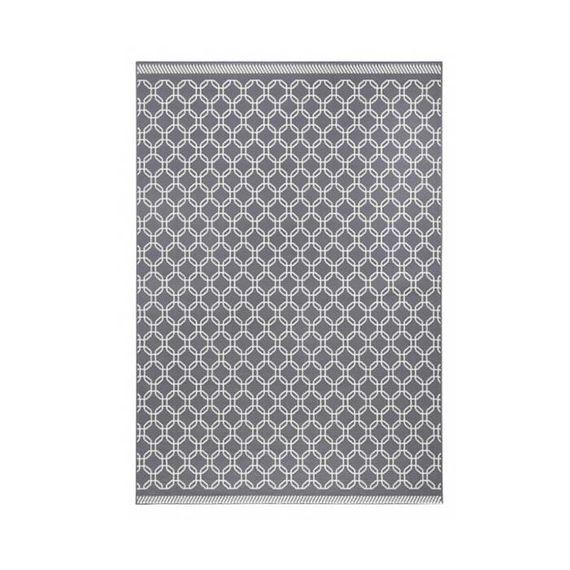 Zala living Vloerkleed Bastille - Kring grijs/wit