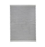 Zala living Vloerkleed Bastille - Stip grijs/wit