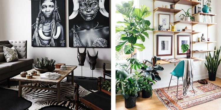 Werelds wonen - haal groen in huis