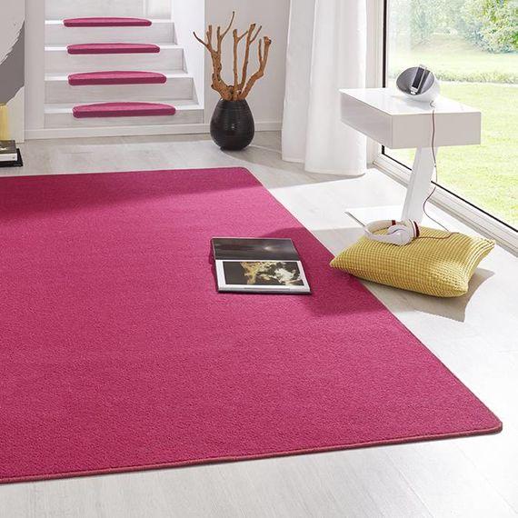 Hanse Home Vloerkleed laagpolig Fancy roze