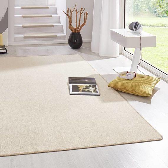 Hanse Home Vloerkleed laagpolig Fancy beige