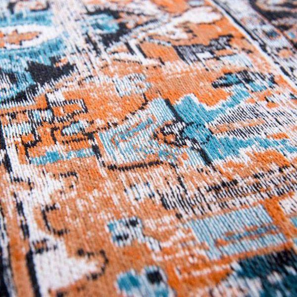 Louis de Poortere Vintage Vloerkleed Antiquarian-Seray Orange 8705