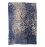 Louis de Poortere Vintage Vloerkleed Mad Men-Abyss Blue 8629