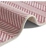 Bougari Buitenkleed Caribbean - Roze