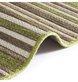 Bougari Buitenkleed Lotus - Groen/Bruin