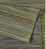 Bougari Buitenkleed Lotus - Groen gemeleerd