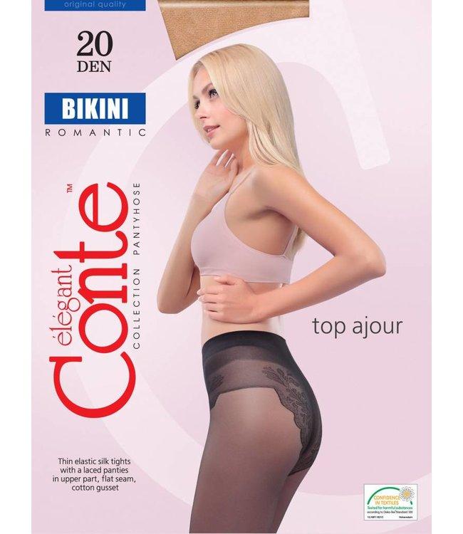 Conte Bikini 20 denier panty