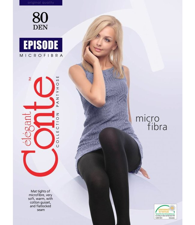 Conte Conte Episode Microfibra 80 den tights