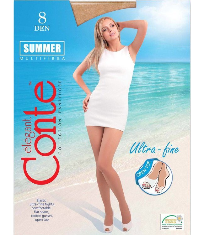 Conte Conte Summer 8 den Open Toe tights