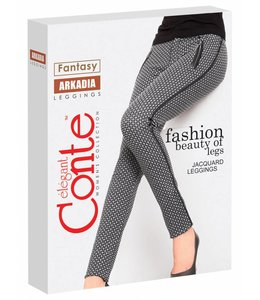 Conte Arkadia jacquard treggings