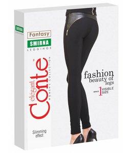 Conte Smirna rib tricot legging