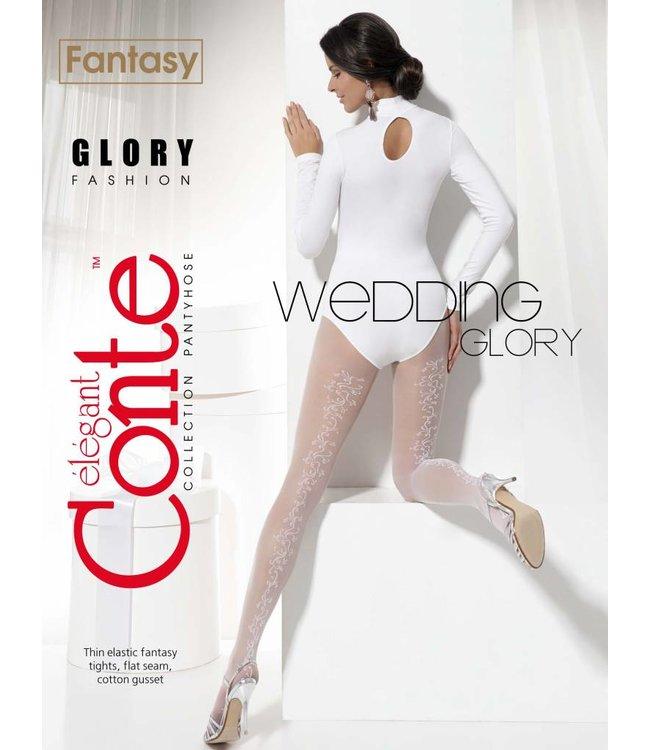 Conte Glory 20 den bridal pantyhose