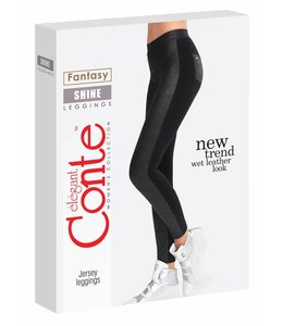 Conte Shine wet look treggings