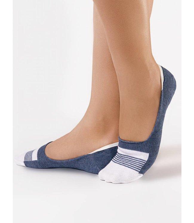 Conte Dames katoenen voetjes