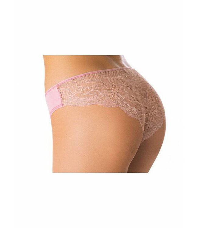 Conte MONIKA brazilian brief - pastel pink