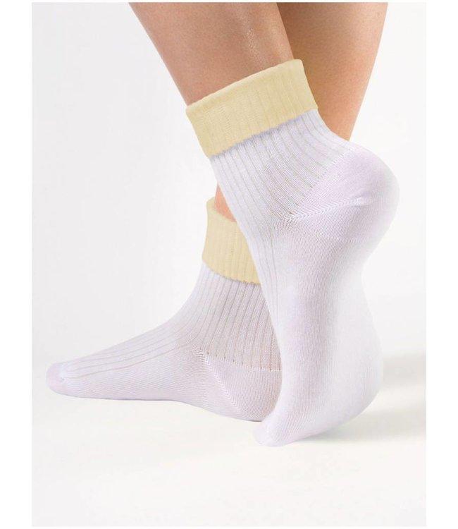 Conte Classic Lapel Ladies' socks