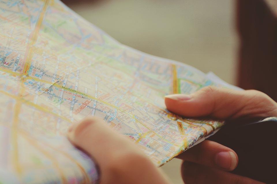 GPS Tracker Map
