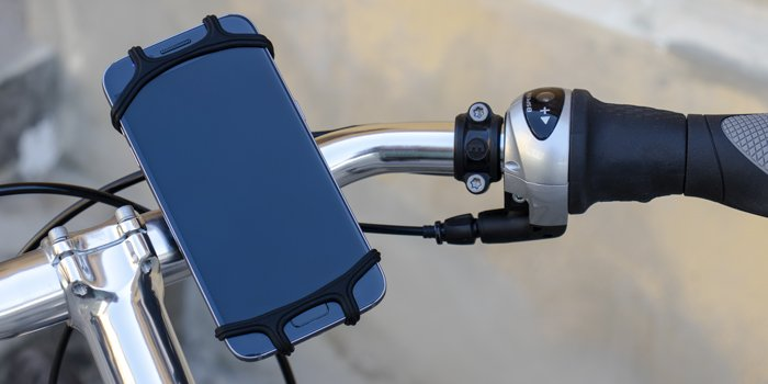 I LOCK IT - Smartphone holder